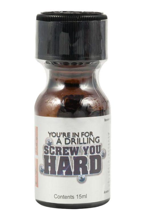 SCREW YOU HARD 15 мл.