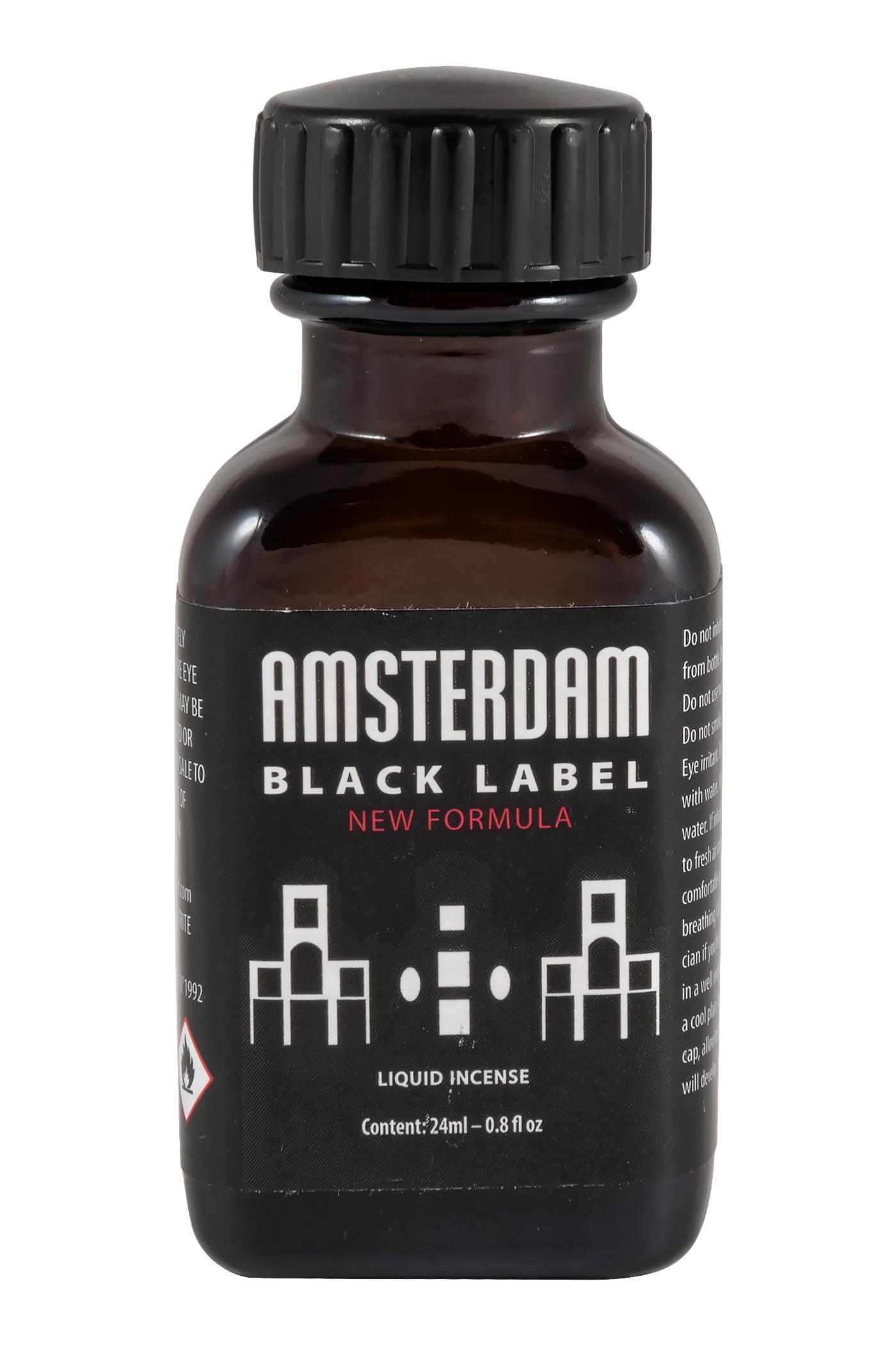 AMSTERDAM BLACK LABEL 24 мл